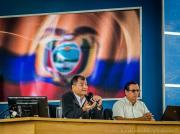 42 Sabatina del Presidente Rafael Correa en Vilcabamba
