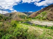 07 Gravel plain, Rio Vilcabamba