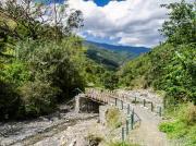 10 Sendero Ecologico, new bridges near Pueblo Nuevo