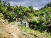 09 Sendero Ecologico, new bridges near Pueblo Nuevo