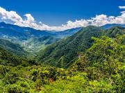 11 View from -Mirador Natural-, Bombuscaro, PN Podocarpus