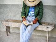 04 Bible study in the hamlet of Amala