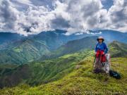 09 On top of Cerro Sananangi, 2270m