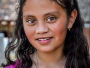 Girl from San Pedro de Vilcabamba