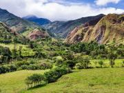 Rio Yambala valley at Yamburara alto