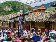 39 Proscesion de Jesus de Gran Poder, Vilcabamba