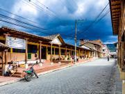 Calle Bolivar, school 13 de Abril