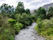 04 Rio Vilcabamba at El Chaupi