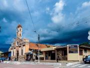 01 Town square Vilcabamba