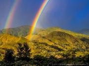03 Double rainbow over Yamburara