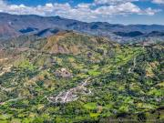 11 San Pedro de Vilcabamba, viewed from cerro Sagrado