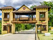 02 Entrance arch of Vilcabamba