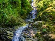 08 Waterfall, Campesino trail, Bombuscaro, Zamora