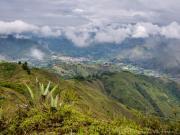 10 View on Vilcabamba from Cerro Sananangui