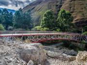 12 Bridge over Rio Masanamaca near Comunidades
