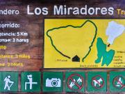 03 Los Miradores trail, Cajanuma, PN Podocarpus