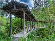 11 Old Puente Ermita on the Caxarumi trail