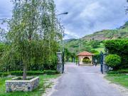 08 Entrance to the hacienda San Joaquin