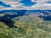 13 Vilcabamba seen from Cerro Yunanga