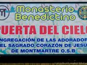 07 Benectine cloister Puerta del Cielo, on the San Joaquin road