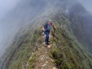 09 Mist on the exposed Mandango ridge