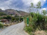 01 El Prado trailhead near Landangui