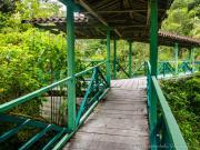 13 Wood bridge Ermita on the Caxarumi trail