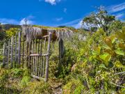 09 El Palto-entrance to the PN Podocarpus near refugio Avetur
