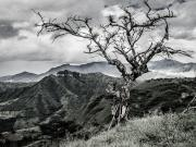 View on Mandango from Cararango cruz