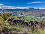 07 View to Quinara in the Piscopamba-valley from the Lambunuma-trail