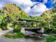 01 Rio Yambala bridge, leading to Capamaco valley