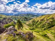 04 On the ridge obove Capamaco & Yambala-rivers