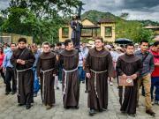 38 Proscesion de Jesus de Gran Poder, Vilcabamba