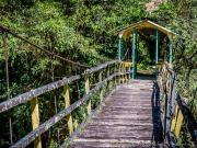 12 Puente colgante Rio Bombuscaro