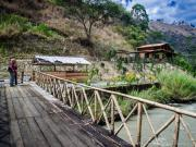 08 Sendero Ecologico, Rio Malacatos bridge near Landangui