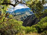 12 View east, from Huallishinuma valley