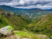 06 Trailhead to Masanamaca on Lambanuma pass