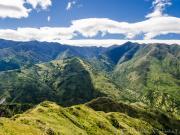 15 View towards PN Podocarpus from Cerro Yunanga