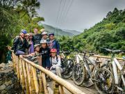 12 Podocarpus Bike-Trip with Chino Bike