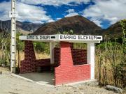 01 El Chaupi bus stop, Cucanama road