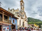31 Procesion de Corpus Christi en Vilcabamba