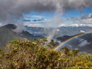 17 Above the rainbow at los Palmas reserve