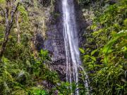 11 Los Helechos waterfall