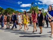 27 Desfile Cívico, 154 Años de Emancipación Política de Vilcabamba, 29 de Mayo 2015