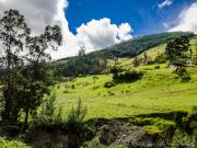 08 Landscape near the Hamlet Quillollaco, Sendero Ecologico