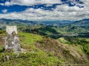 09 Triangulationspoint cerro Sananangui, 2250m