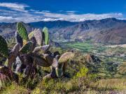 09 View towards Quinara in the Piscopamba-valley from the Lambanuma-trail