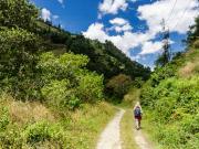 15 Sendero Ecologico, trail near Barrio Tres Leguas