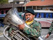 24 Desfile Cívico, 154 Años de Emancipación Política de Vilcabamba, 29 de Mayo 2015