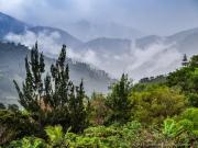 Rainy day in Vilcabamba